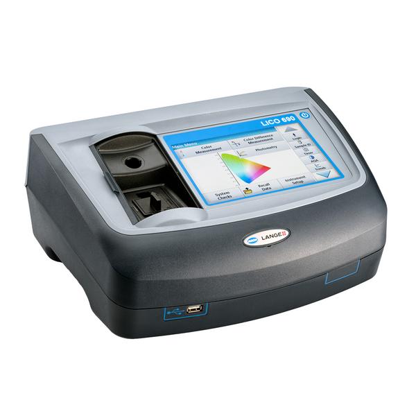 lico Spectral Colorimeter