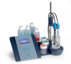 Laboratory Meters